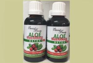 Aloe Cranberry Detox