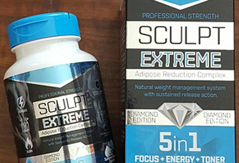 Sculpt Extreme Fat Burner