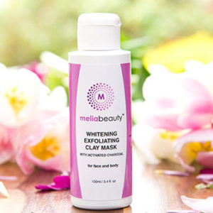 Whitening Exfoliating Clay Mask (100ml)