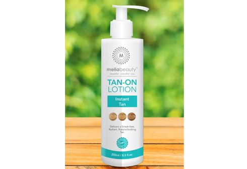 TAN-ON LOTION (Mousse) Instant Tan (250ml)
