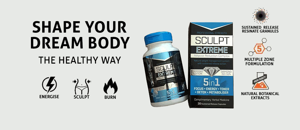 sculpt extreme shape your body