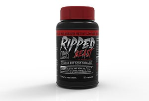 Ripped Beauty fat loss catalyst