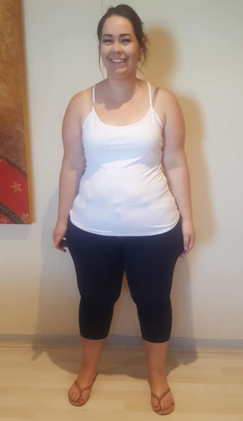 Lost 5.2kg