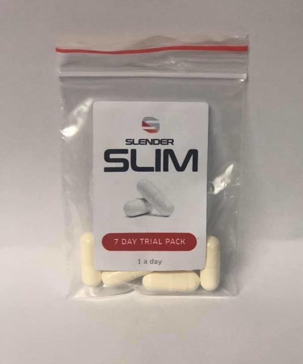 Slender Slim 7 day trial pack
