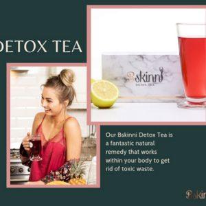 Bskinny detox tea