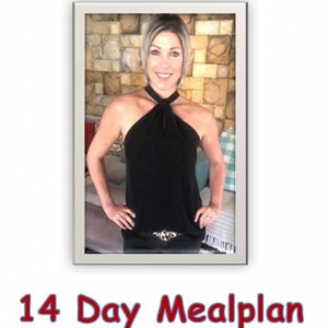 Jumpstart your weight-Loss with Jacqui 14 Day Mealplan e-book