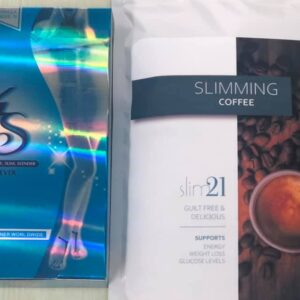 4S Slimming Caps + Slimming Coffee