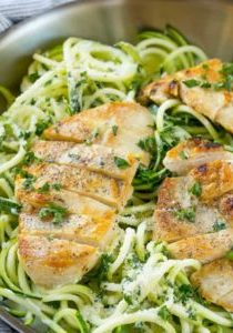 chicken-alfredo-zoodles